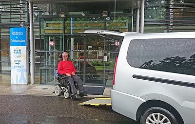 services with Disability